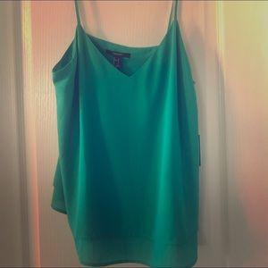 Green cami